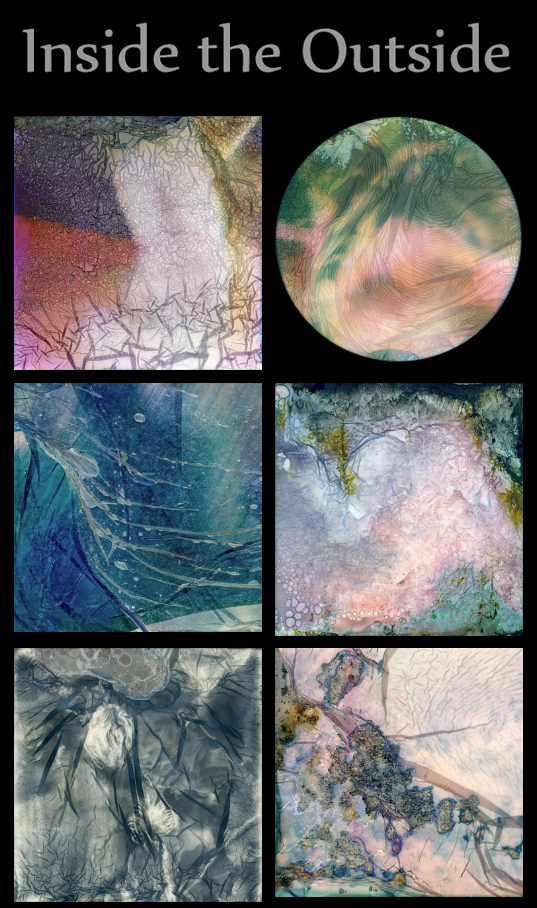 Richard Earney's Warped Topographies