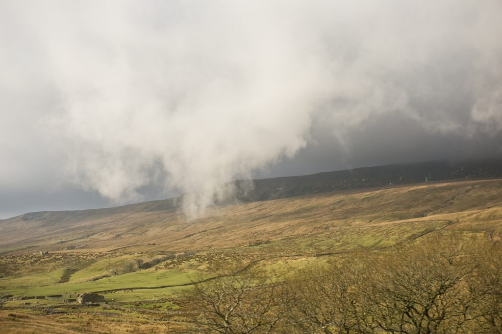 Steaming over the Ribblehead Viaduct